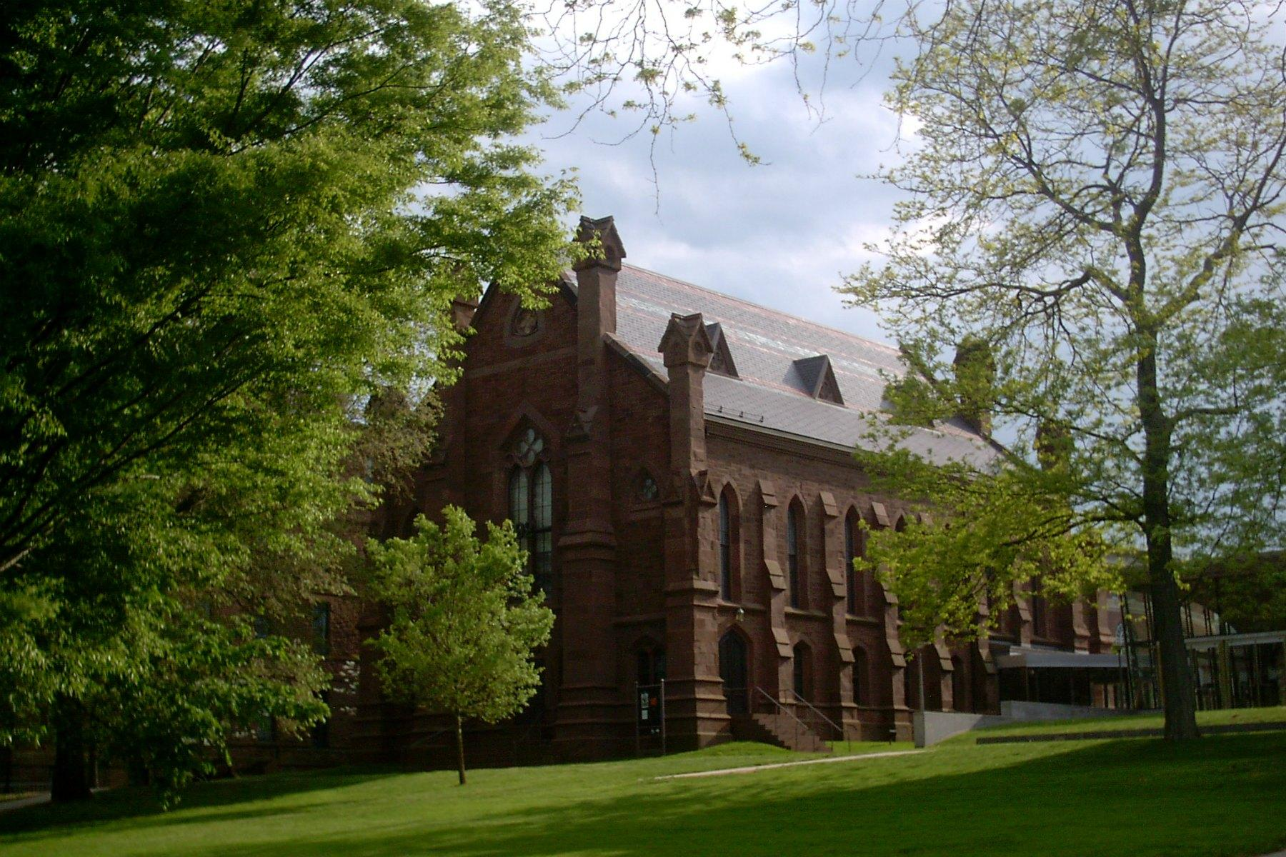 Wesleyan University in Middletown, Connecticut is one of many schools to go test-optional. Photo by Wikicommons user Steadyjohn.