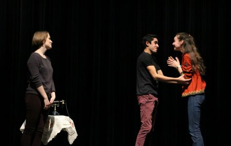 """The Performing Arts Department presents """"The Boy Friend"""""""
