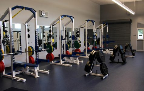 New Fitness Center Nears Completion