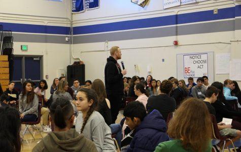 Los Altos Pilots Challenge Day Program for Freshmen