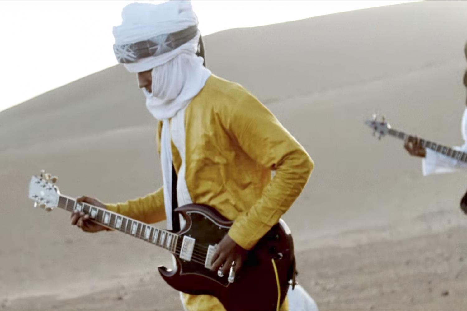 A+still+from+Tinariwen%27s+video+for+%22Sastan%C3%A0qq%C3%A0m.%22