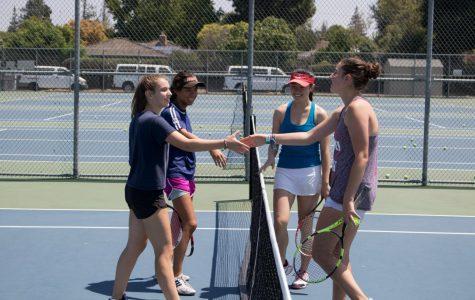 Girls Tennis Serves Up New Season