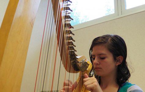 Harp Lends a Helping Hand