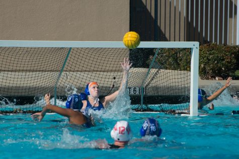 Girls Water Polo Makes a Splash in First Game of the Season
