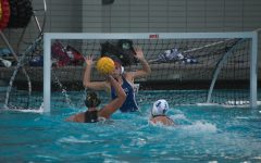 Girls Water Polo Edged Out 13-11 by Mountain View
