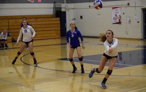 Volleyball Nets 3-1 Win Over Saratoga
