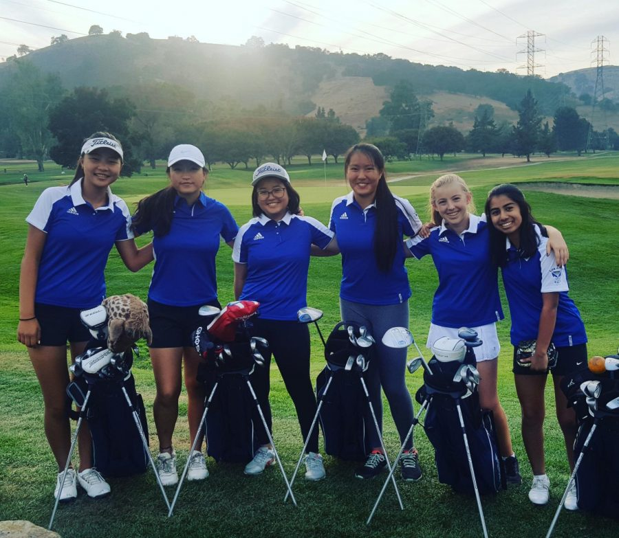 Girls golf: Putting fair in fairway