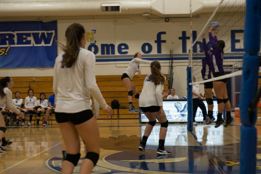 Girls Volleyball Hopes To Finish Strong