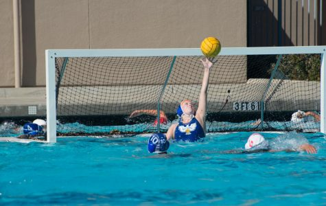 Girls Water Polo continues to strengthen team