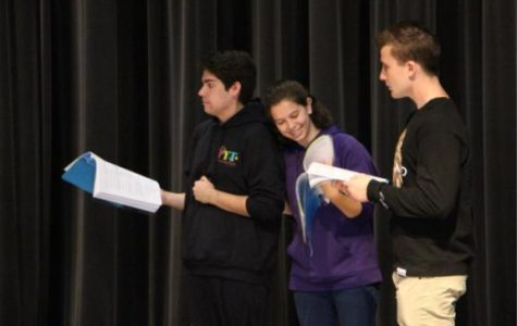 Broken Box: From Script to Stage