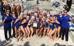 Girls Water Polo Defeats Mountain View to Become CCS Champions