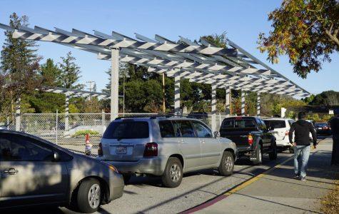 Solar Panel Construction Starts at LASD Schools