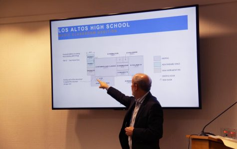 Facilities Master Plan Finalized and Approved by School Board; Los Altos to Enlarge Music Facilities