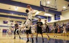 Boys Basketball Dunks On Mountain View in Senior Night Showdown