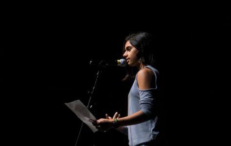 "Shilpa Rao, ""My life as a canvas"""