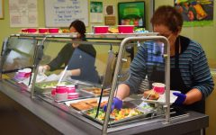 Cafeteria Cooks Up New Ideas and Menu Items