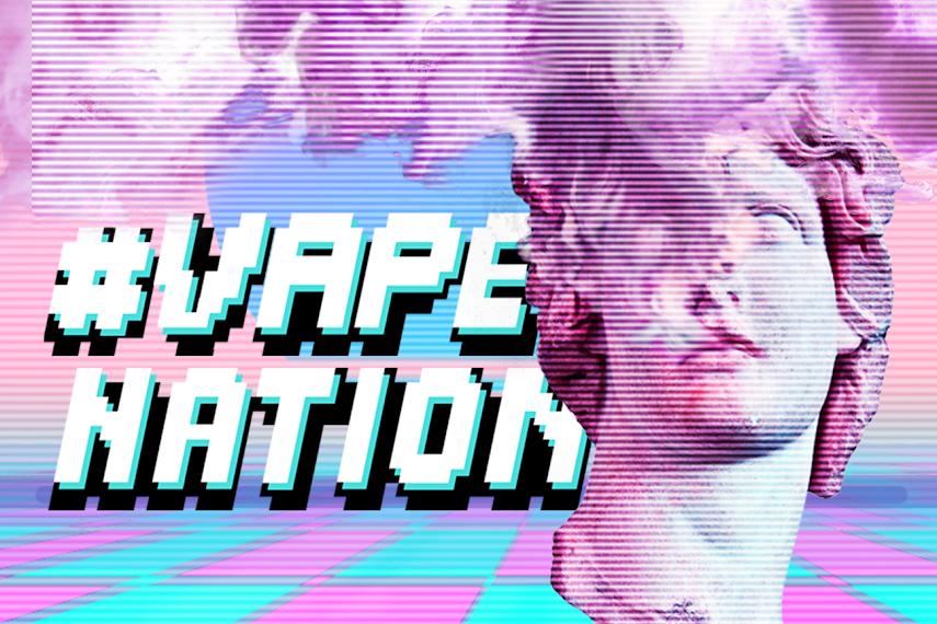 #VapeNation: Vaping Culture at Los Altos