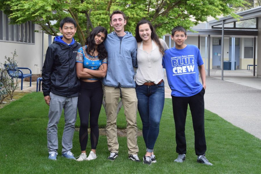 Meet ASB's New Executive Board