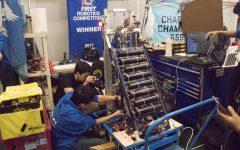Robotics Reaches Semifinals Despite Building Delays