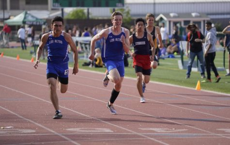 The track to success: A nearly undefeated season