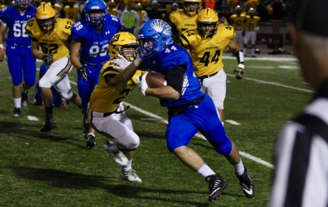 Rivalry game ends in defeat for Los Altos