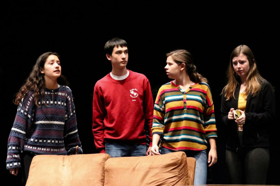 New Broken Box students take the lead in upcoming play