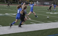 Girls soccer falls to Mountain View due to team setbacks