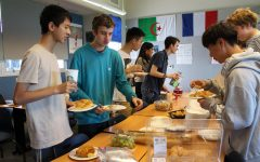 French Club celebrates its first National French Week