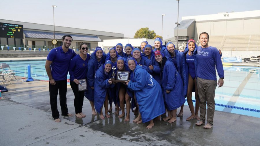 Girls water polo topples Mountain View for Division 1 CCS title