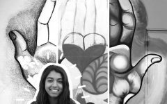 Kavya Ramamurthy: Mural brightens San Mateo