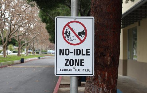 Green Team installs new set of idling signs