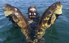 Noah Revelo's family tradition: No (fish) guts, no glory