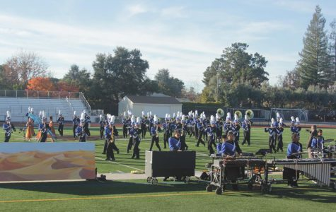 Marching band holds benefit performance to support Camp Fire victims