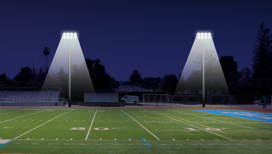 MVLA School Board voices support for stadium lights