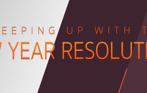 Keeping up with New Year Resolutions