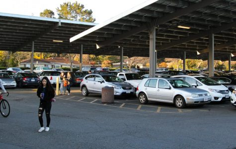 Construction furthers student parking shortages