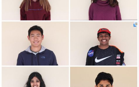 Meet next year's ASB leadership and class council members