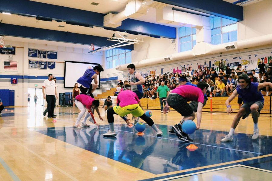 Photo Essay: Annual Dodgeball Championships