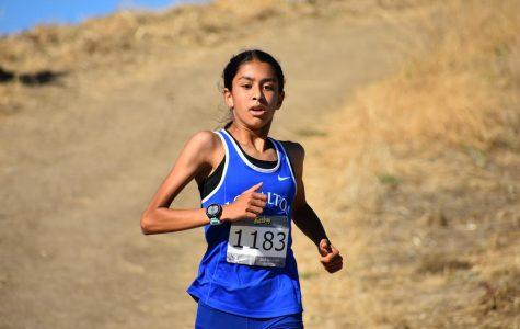 Freshman Lauren Soobrian races her way to gold