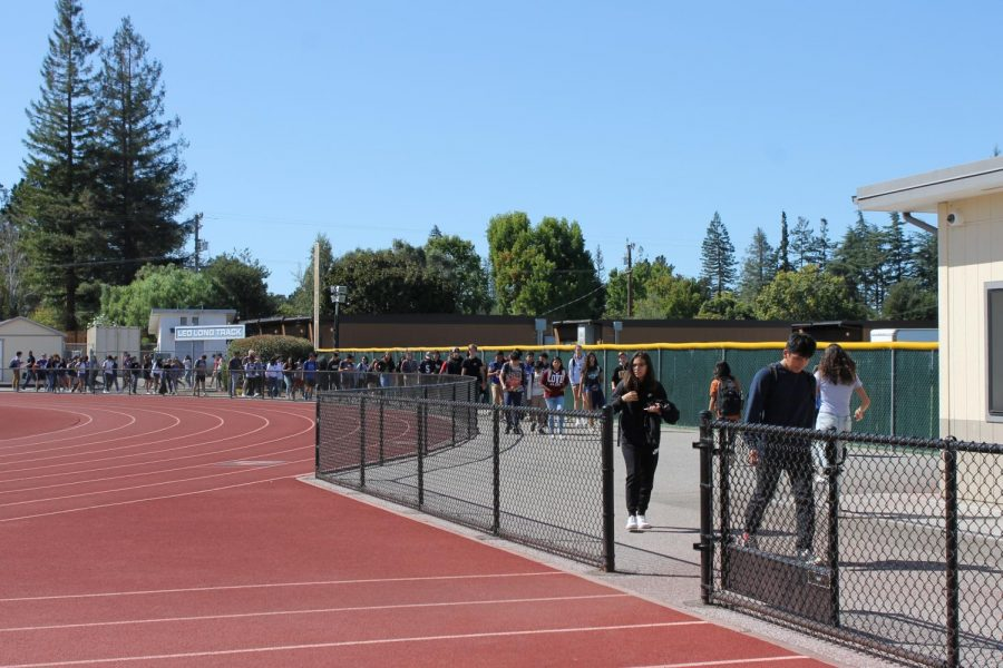 New policy allows students in portables to request extended passing period