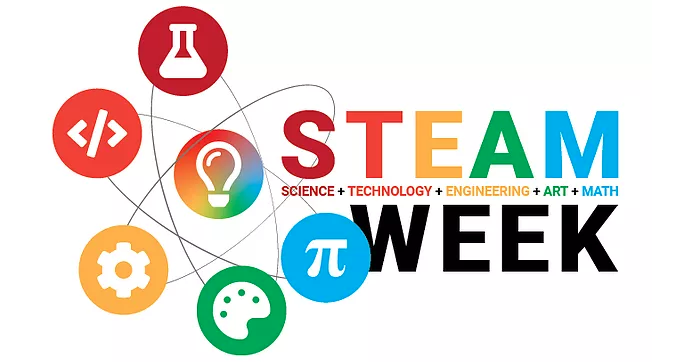 Coming Up: STEAM Week 2019