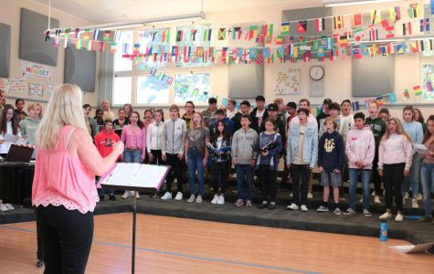 """Los Altos choirs join Mountain View for """"One World, One Voice"""" concert"""