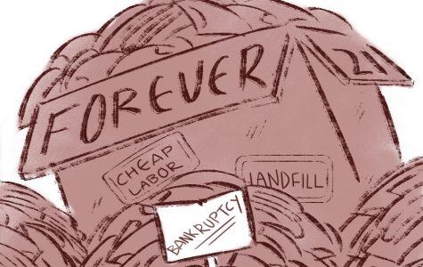 Forever 21 should close forever