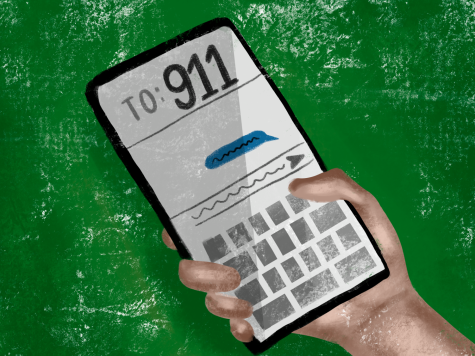 Los Altos is introducing a text-to-911 feature that can be used when calling 911 is not possible.