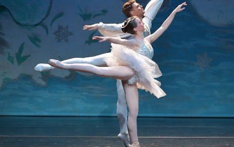 Los Altos dancers leap into the Nutcracker season