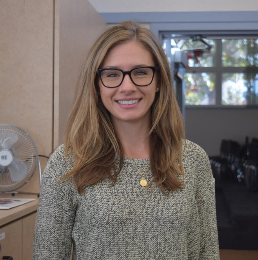 Choir Director Lauren Diez makes her debut at Los Altos