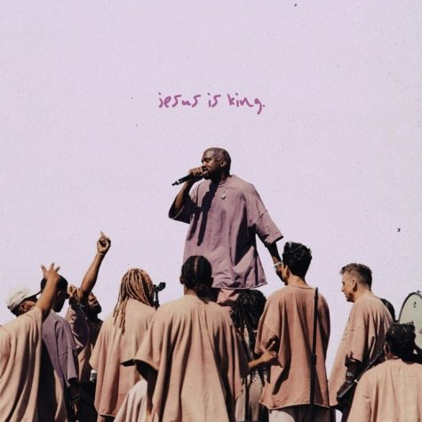 "Jesus is king: Kanye West's ""gospel"" album foiled by his own ego"