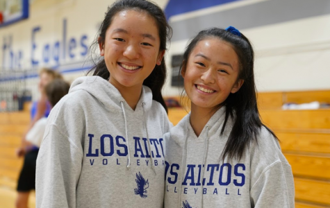 Freshmen assist varsity girls volleyball