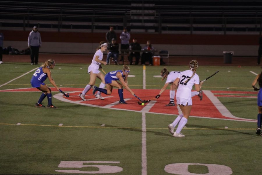 Varsity field hockey loses to the Wildcats in CCS semi-finals