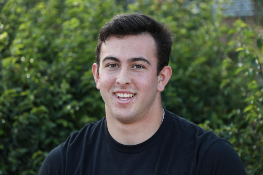 Junior Aaron Parker